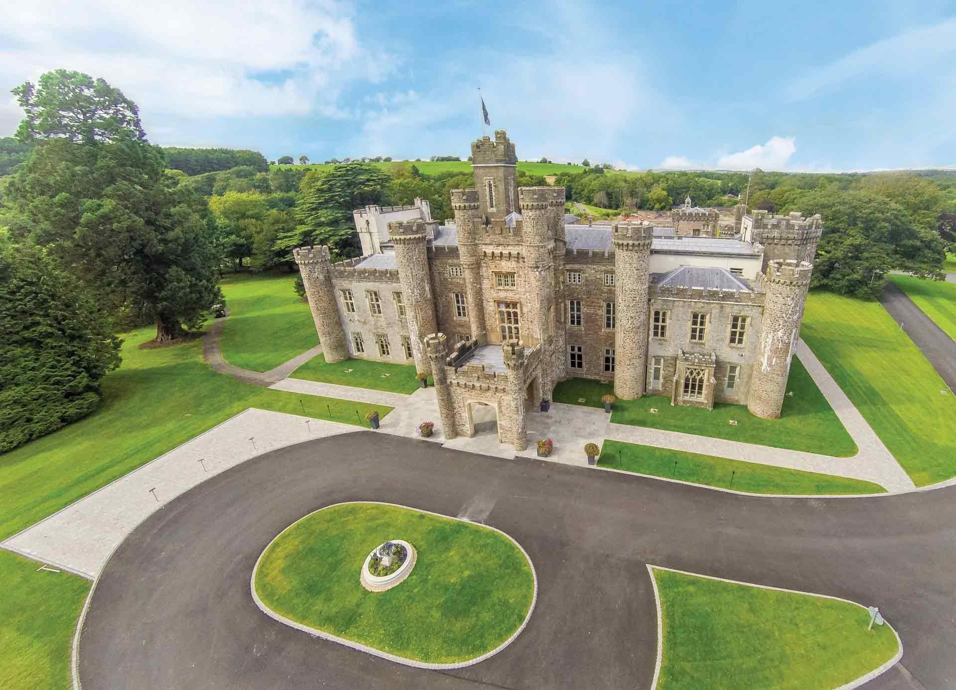 Hensol Castle Wedding Venue