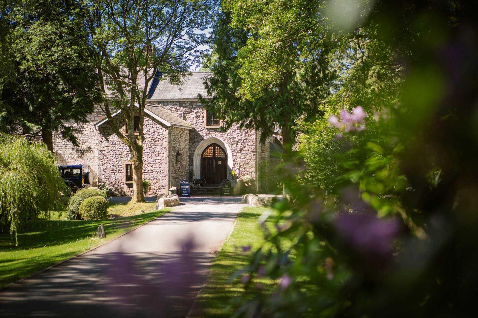 Pencoed House wedding Venue