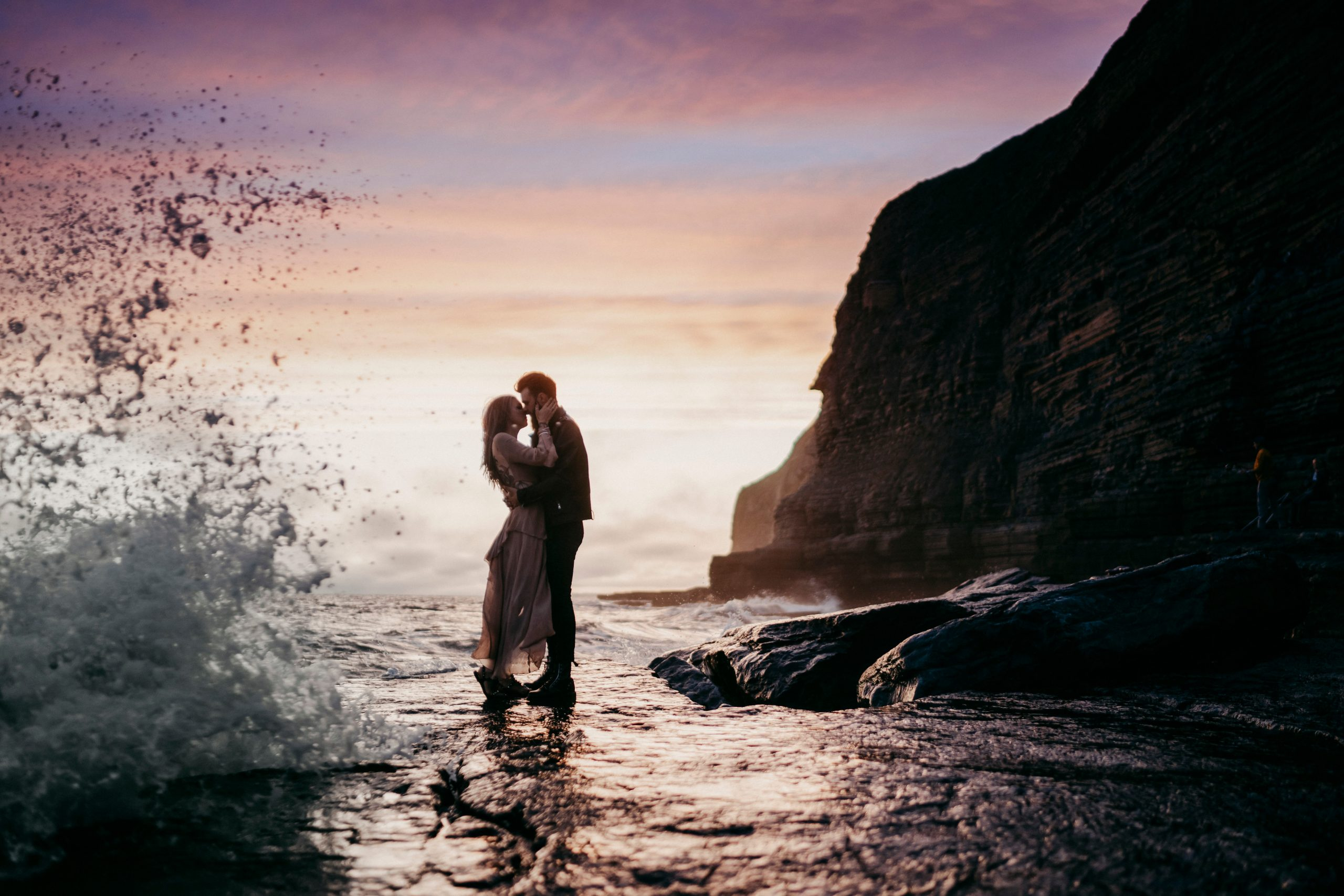 How to shoot an epic engagement video