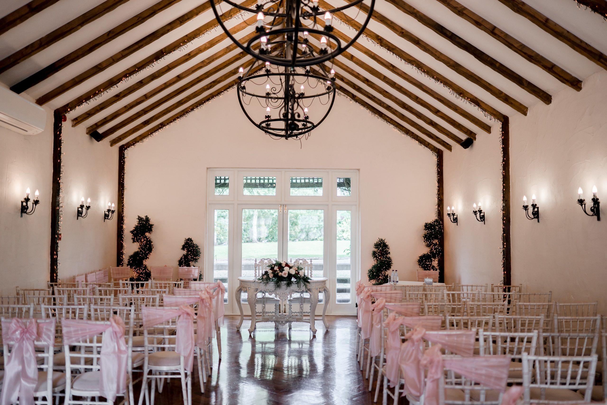Baronial Hall Wedding Venue