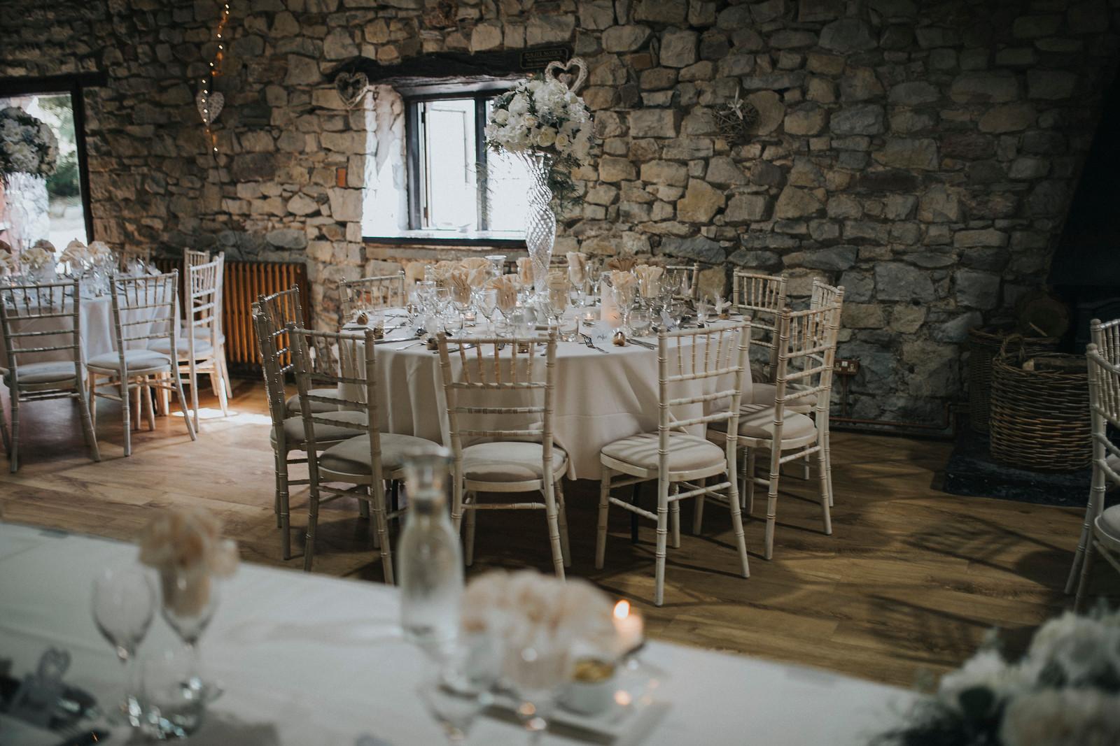 Beautiful Wedding Table Layout