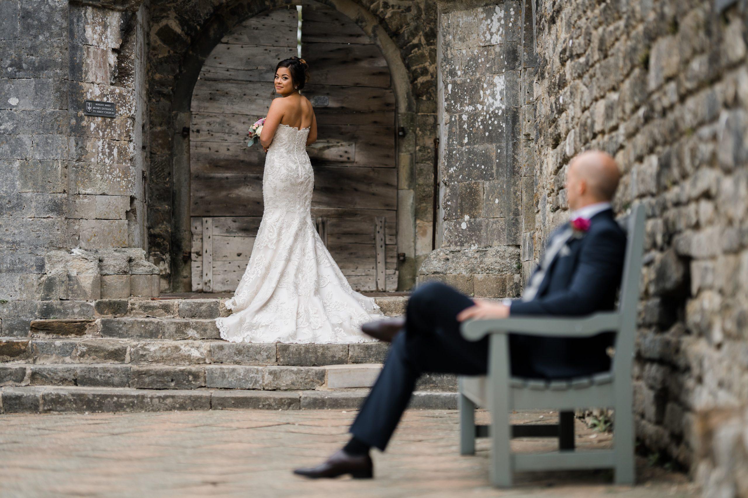 Bride and groom wedding photo - Wedding Photographers Netherlands