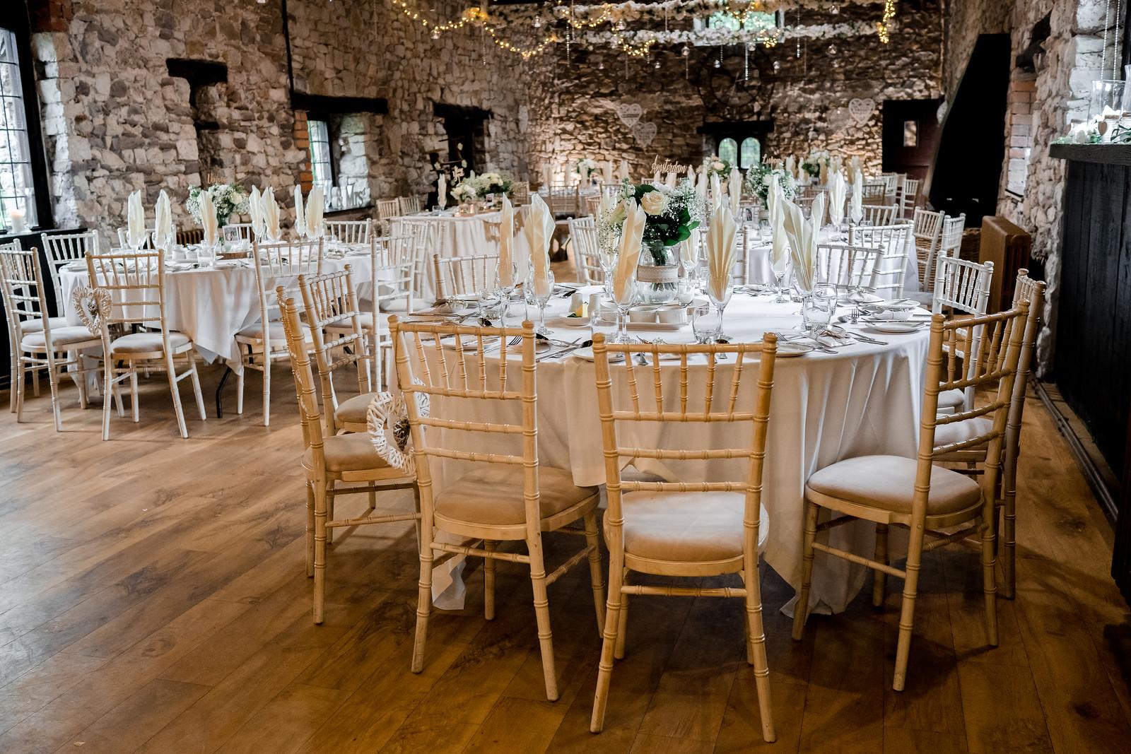 Wedding Reception at Pencoed House Estate