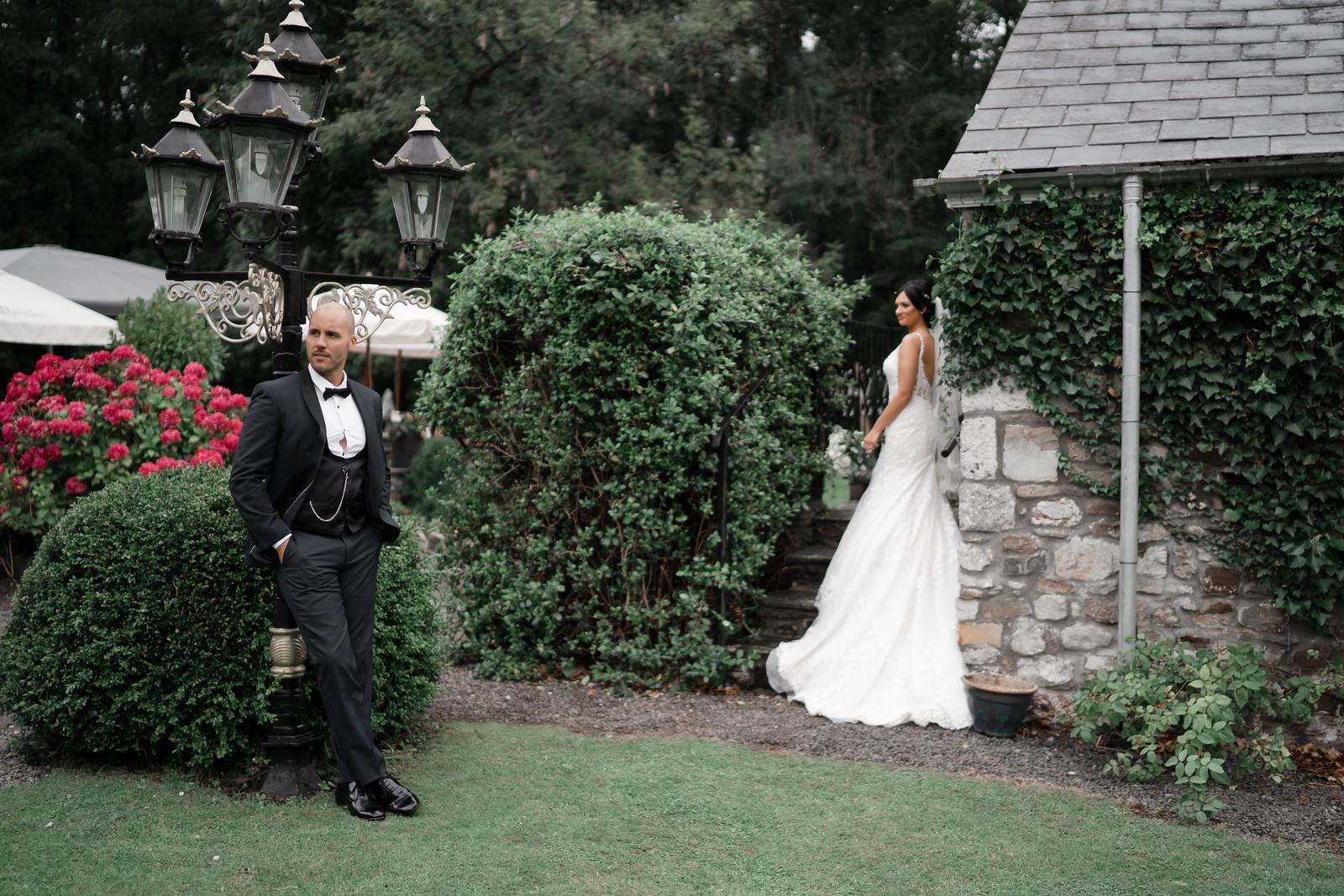 Bride and Groom Wedding Photo - Wedding Photographer Essex