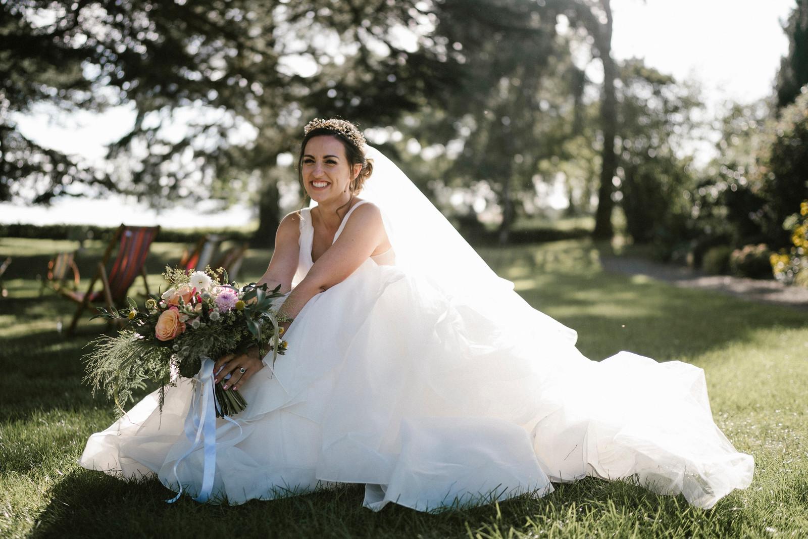 Bridal Portrait Wedding Photo